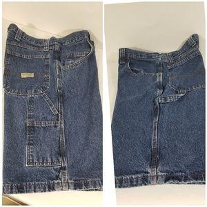 Wrangler Men's Carpenter Shorts Size 34 regular